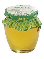 Agátový včelí med 250g amfora