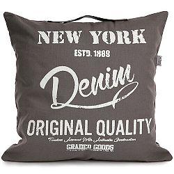 Altom Obliečka na vankúš New York Denim, 40 x 40 cm