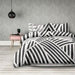 AmeliaHome Obliečky Sweet Home light, 140 x 200 cm, 70 x 90 cm