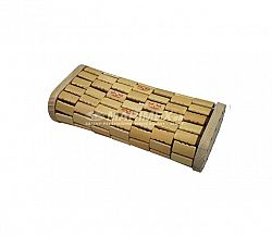 Bambusový podhlavník do sauny