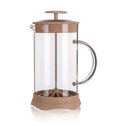 Banquet Kanvica na kávu Tiago 600 ml, krémová