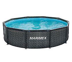 Bazén Florida 3,66 x 1,22 m bez filtrácie - motív RATAN