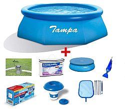 Bazén Tampa 3,05x0,76 m. - kompletný rodinný set