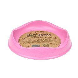 BecoBowl Ekologická miska pre mačku, ružová