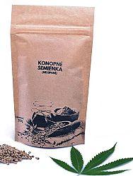 CANNATURE Konopné semienka nelúpané 135g
