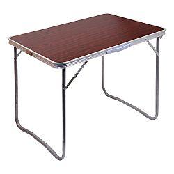 CATTARA BALATON stôl kemping skladací hnedý