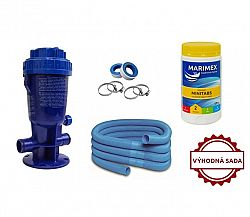 Dávkovač chlóru Marimex + Aquamar Minitabs + príslušenstvo