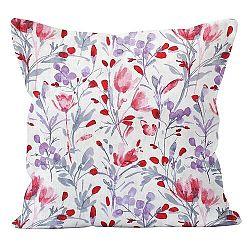 Domarex Obliečka na vankúš Kvetiny, 45 x 45 cm, 45 x 45 cm