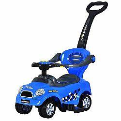 Ecotoys Detské odrážadlo Auto, modrá
