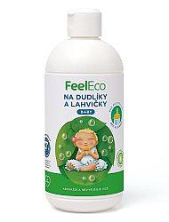 FeelEco Prostriedok na umývanie cumlíkov a fľaštičiek Baby 500ml