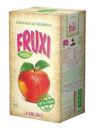 Fruxi jablko 100% šťava 3L