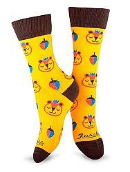 Fusakle ponožky Brum M 39 - 42