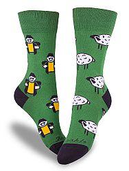 Fusakle ponožky Chopok leto M 39 - 42