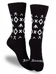 Fusakle ponožky Čičmanské M 39 - 42