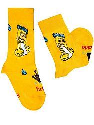 Fusakle ponožky detská Víla Amálka M 31 - 35