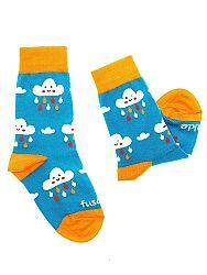 Fusakle ponožky detské mrákoty M 31 - 35