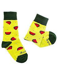Fusakle ponožky detský melónik M 31 - 35