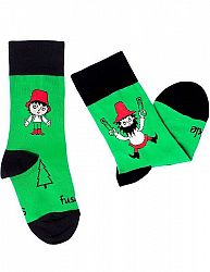 Fusakle ponožky detský Rumcajz M 31 - 35