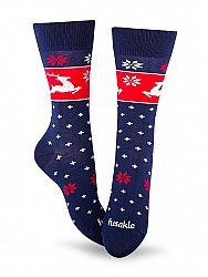 Fusakle ponožky Jelenčok M 39 - 42