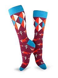 Fusakle ponožky Lišiak M 39 - 42