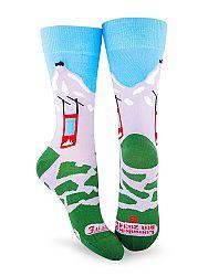 Fusakle ponožky Lomničák M 39 - 42