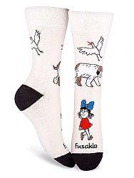 Fusakle ponožky Maxi pes Fik M 39 -42