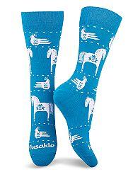 Fusakle ponožky modrotlač koník M 39 - 42