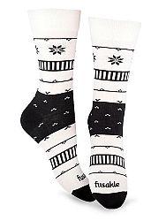 Fusakle ponožky na chalupe M 39 - 42