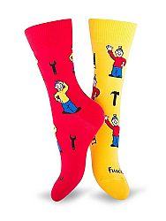 Fusakle ponožky Pat a Mat M 39 - 42