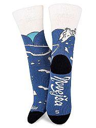 Fusakle ponožky Spišský hrad M 39 - 42