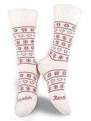 Fusakle ponožky zima na dedine L 43 - 46