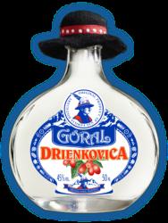 Goral Drienkovica 45% 0,05l