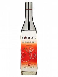Goral MASTER CRANBERRY 40% 0,7L