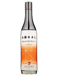 Goral MASTER GRAPEFRUIT 40% 0,7L