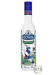 Goral traditional borovička 40% 0,7l