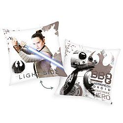 Herding Vankúšik Star Wars The Last Jedi - Light side, 40 x 40 cm