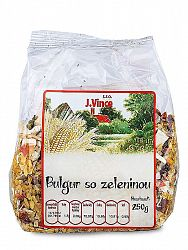 J. VINCE Bulgur so zeleninou 250g