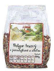 J. VINCE Bulgur tmavý s paradajkami a cibuľou 250g