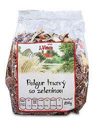 J. VINCE Bulgur tmavý so zeleninou 250g