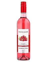 Jahodové víno PRETZELMAYER 0,75L