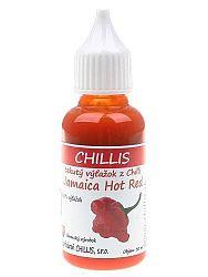 Jamaica red - tekuté chilli 30ml