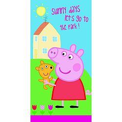Jerry Fabrics Osuška Peppa Pig 009, 70 x 140 cm