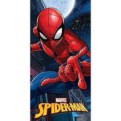 Jerry Fabrics Osuška Spiderman moon, 70 x 140 cm