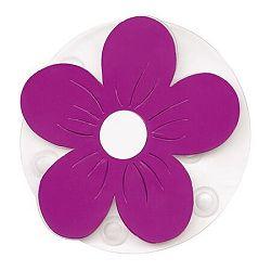 Kleine Wolke Protišmykové podložky do vane Viola 4 ks, fialová