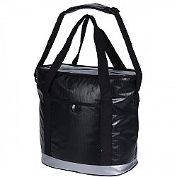 Koopman Chladiaca taška Icy čierna, 36 x 23 x 39 cm
