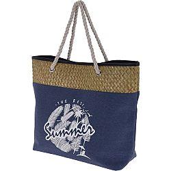 Koopman Plážová taška The best summer, modrá