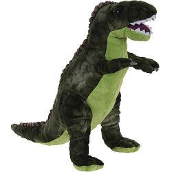 Koopman Plyšový Tyranosaurus zelená, 38 cm