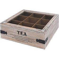 Koopman Zásobník na čajové vrecúška