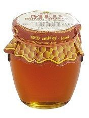Lesný včelí med 250g amfora