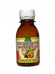 Ľubovník svätojánsky masážny olej 0,1l